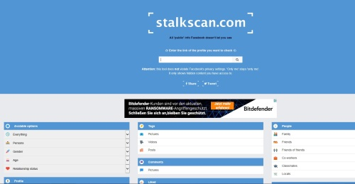 stalkscan