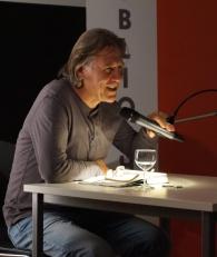 Lesung Norbert Scheuer mit dem Jazz Duo Susanne Riemer - Wilhem Geschwind